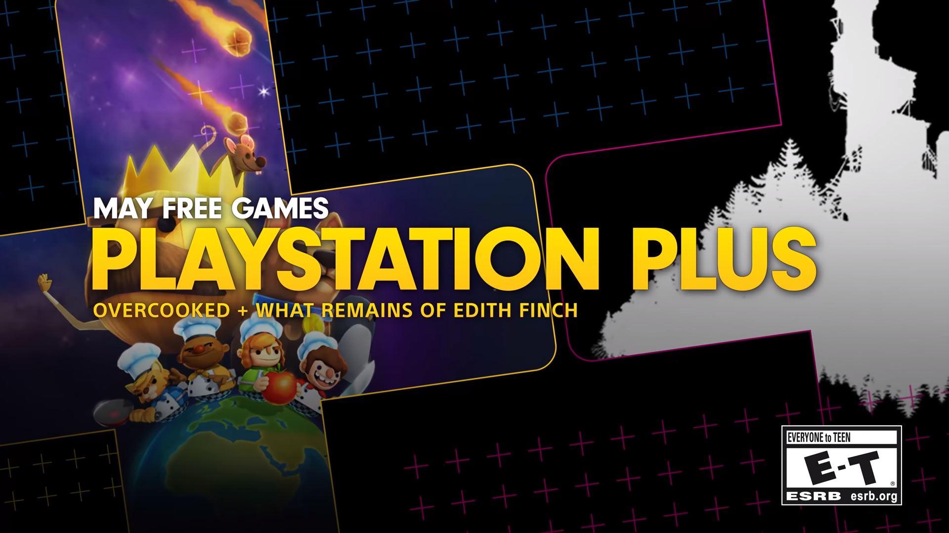 Para todos los gustos, Sony anunció los juegos gratuitos de PS Plus para Mayo