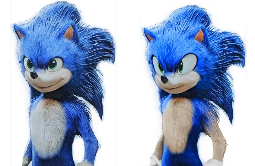 El creador de Sonic agradeció que cambien el look del personaje para la película