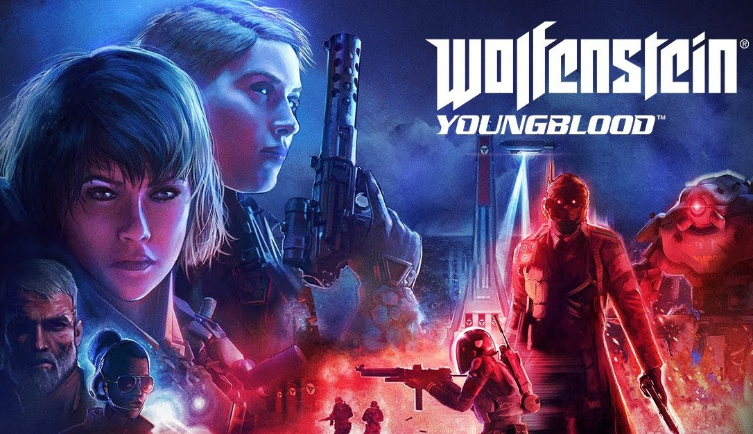 Wolfenstein: Young Blood tiene nuevo teaser y se puede ver el gameplay