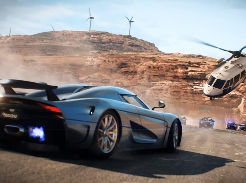 El nuevo Need for Speed vuelve a las raíces: persecuciones entre policías y ladrones
