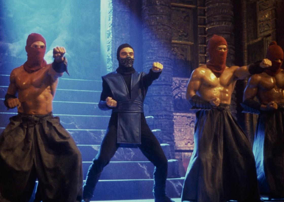 Mortal Kombat: la película