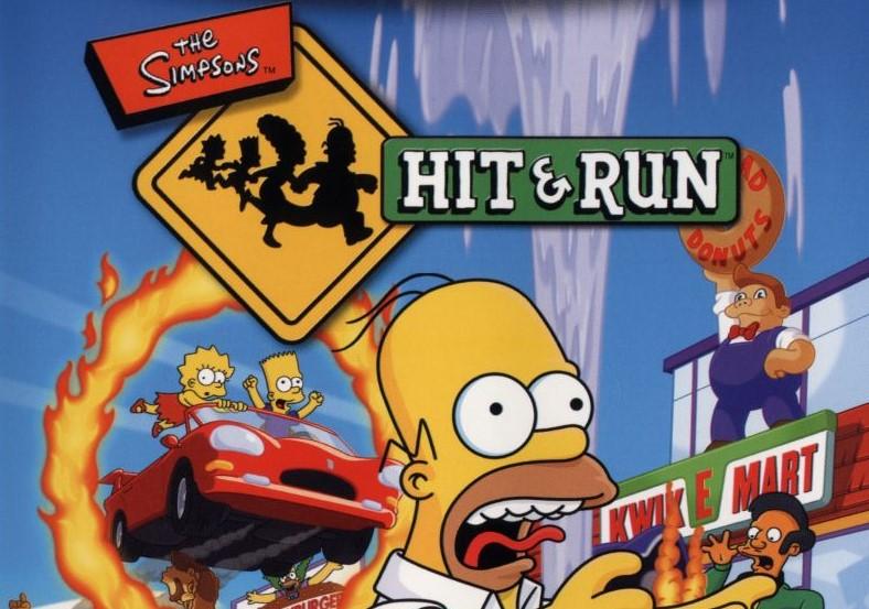 Los Simpsons estarán en la E3 2019: ¿tendremos un nuevo hit and run?