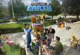 Con la receta de Pokémon GO, Microsoft anunció el lanzamiento de Minecraft Eart