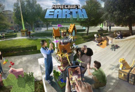 Minecraft Earth: presentaron más novedades y un nuevo gameplay que se ve espectacular