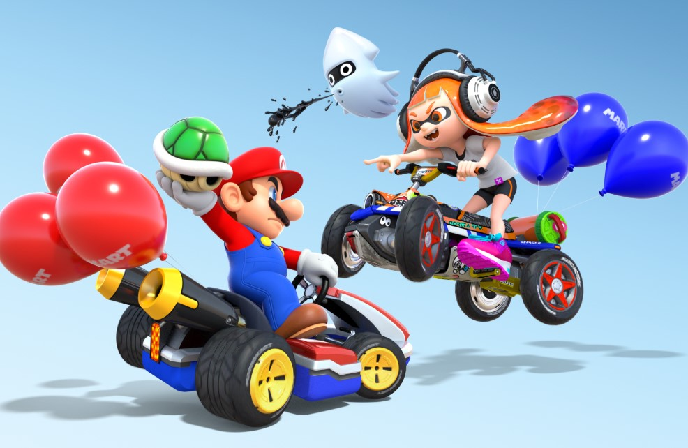 Mario Kart Tour empieza a probar el multiplayer