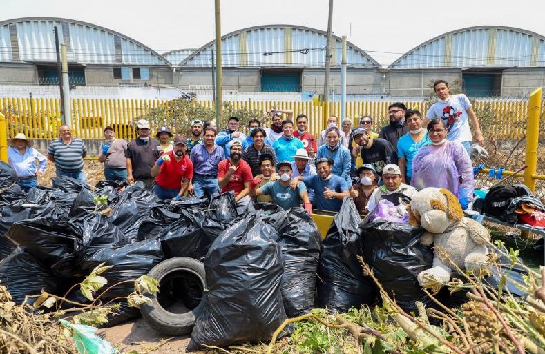 Unos 17 mil fans de Pokémon Go juntaron 145 toneladas de basura en el Día de la Tierra