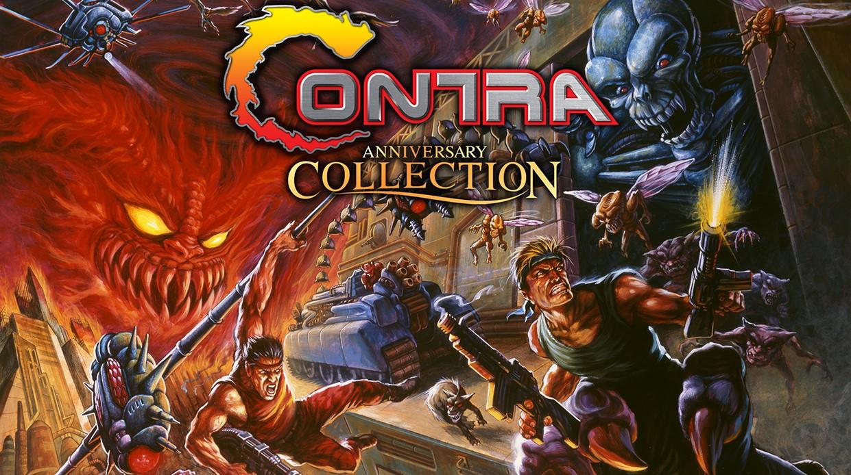 Otra colección con nostalgia: qué juegos traerá Contra Anniversary Collection