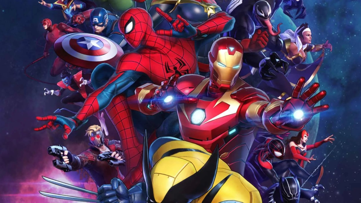 Así se ve Marvel Ultimate Alliance 3: The Black Order en Nintendo Switch: el gameplay