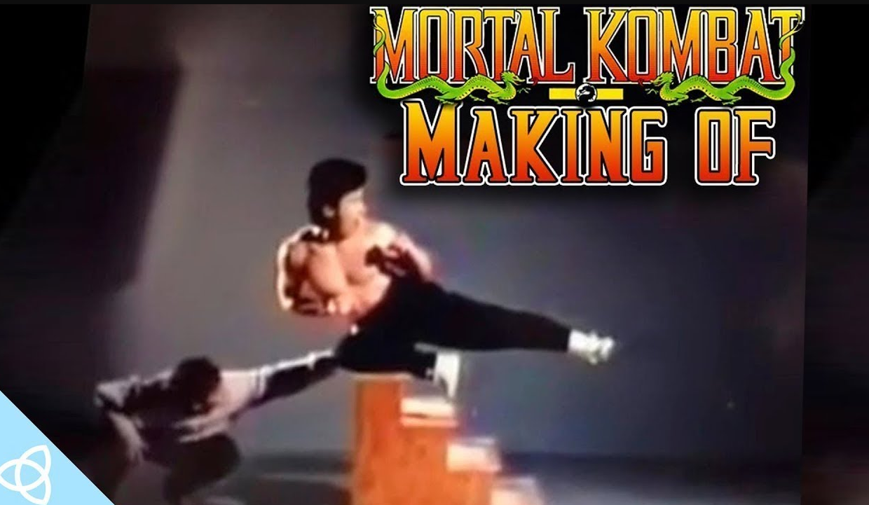 Detrás de escena: con actores reales, así se hicieron Mortal Kombat 1, 2 y 3