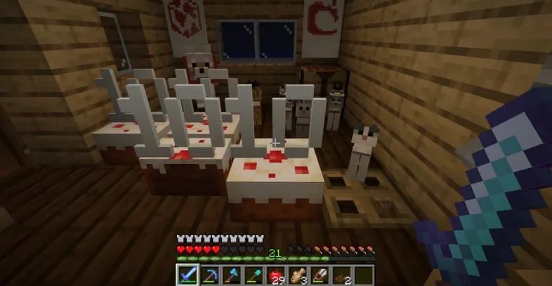 10 años de Minecraft. (JonBoyeditor - Reddit)
