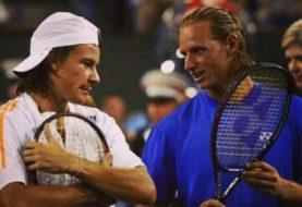 David Nalbandian y Guillermo Coria vuelven al tenis... de la mano de la red 5G de Personal