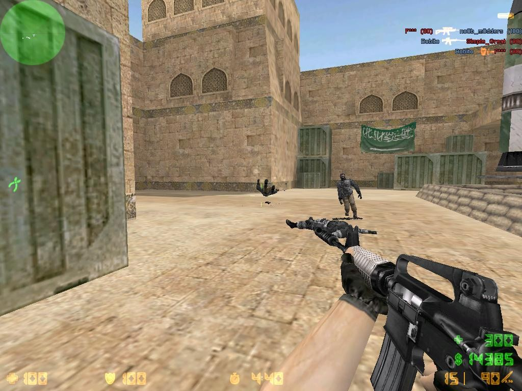 Counter Strike cumplió 20 años y lo celebra de una manera especial