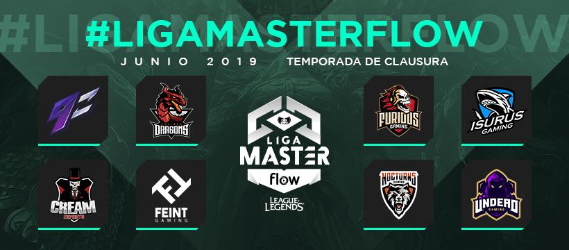 Liga Master Flow_Clausura2019.