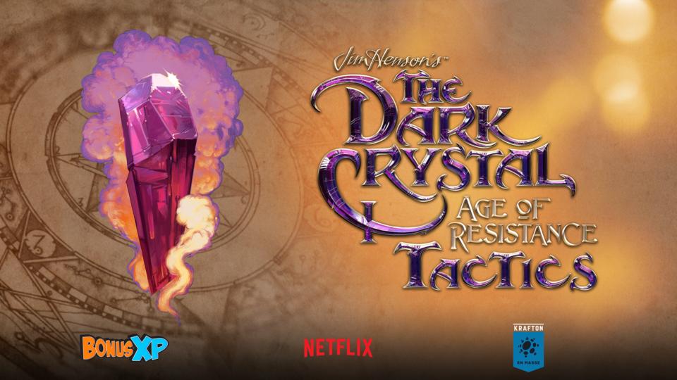 Dark Crystal: Age of Resistance.