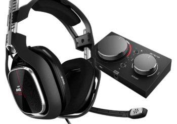 Logitech anunció su nuevo auricular gamer: Astro Gaming A40 TR