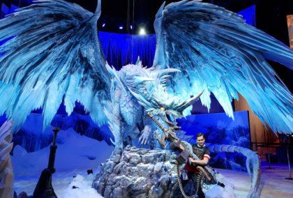 Ya se puede jugar la demo de Iceborne, el DLC de Monster Hunter World que presentaron en E3