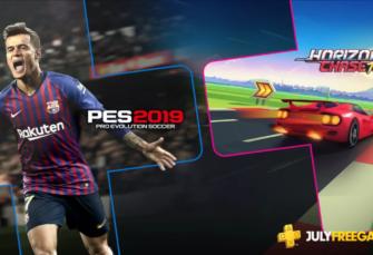PES 2019 se suma a la lista de juegos gratuitos para PS Plus en Julio