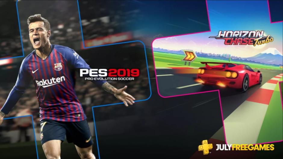 Konami se desligó del cambio a último momento que dejó al PES 2019 fuera de los juegos PS Plus de julio