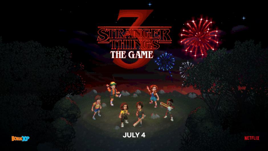 Netflix, en E3 2019: un juego de Stranger Things marca el desembarco oficial de la plataforma en el gaming