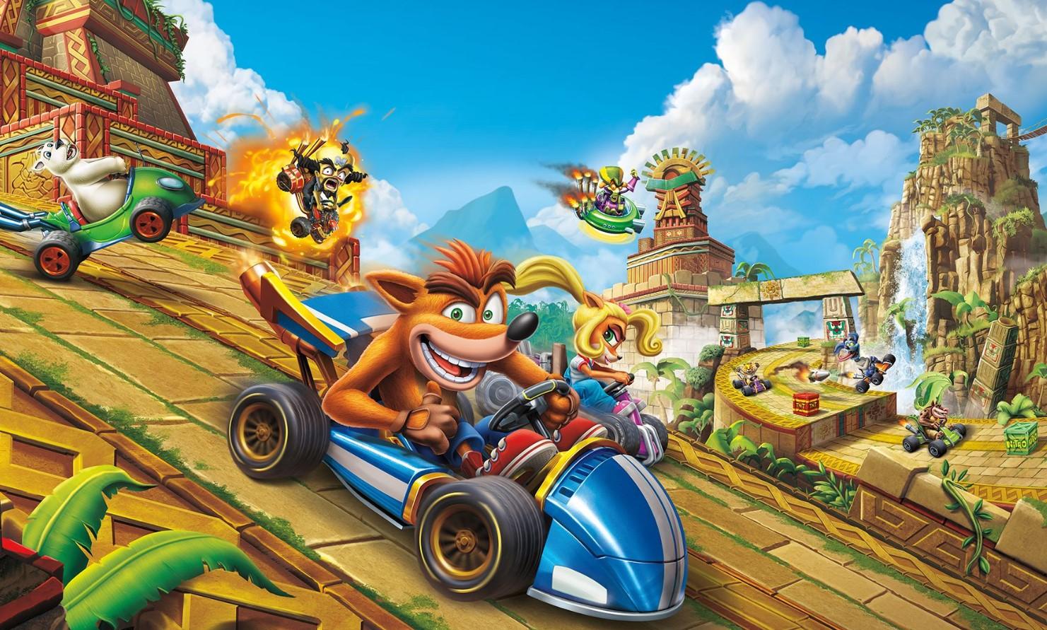 Novedades de la semana: Crash Team Racing nunca será Mario Kart pero vuelve para levantar la semana post E3