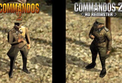 Commandos 2 Remaster: el juego será mejorado en HD para todas las plataformas