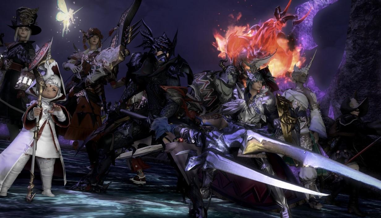 Por el coronavirus, Final Fantasy XIV retrasa su actualización