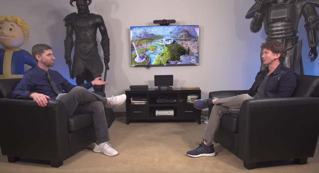 La entrevista de IGN a Bethesda