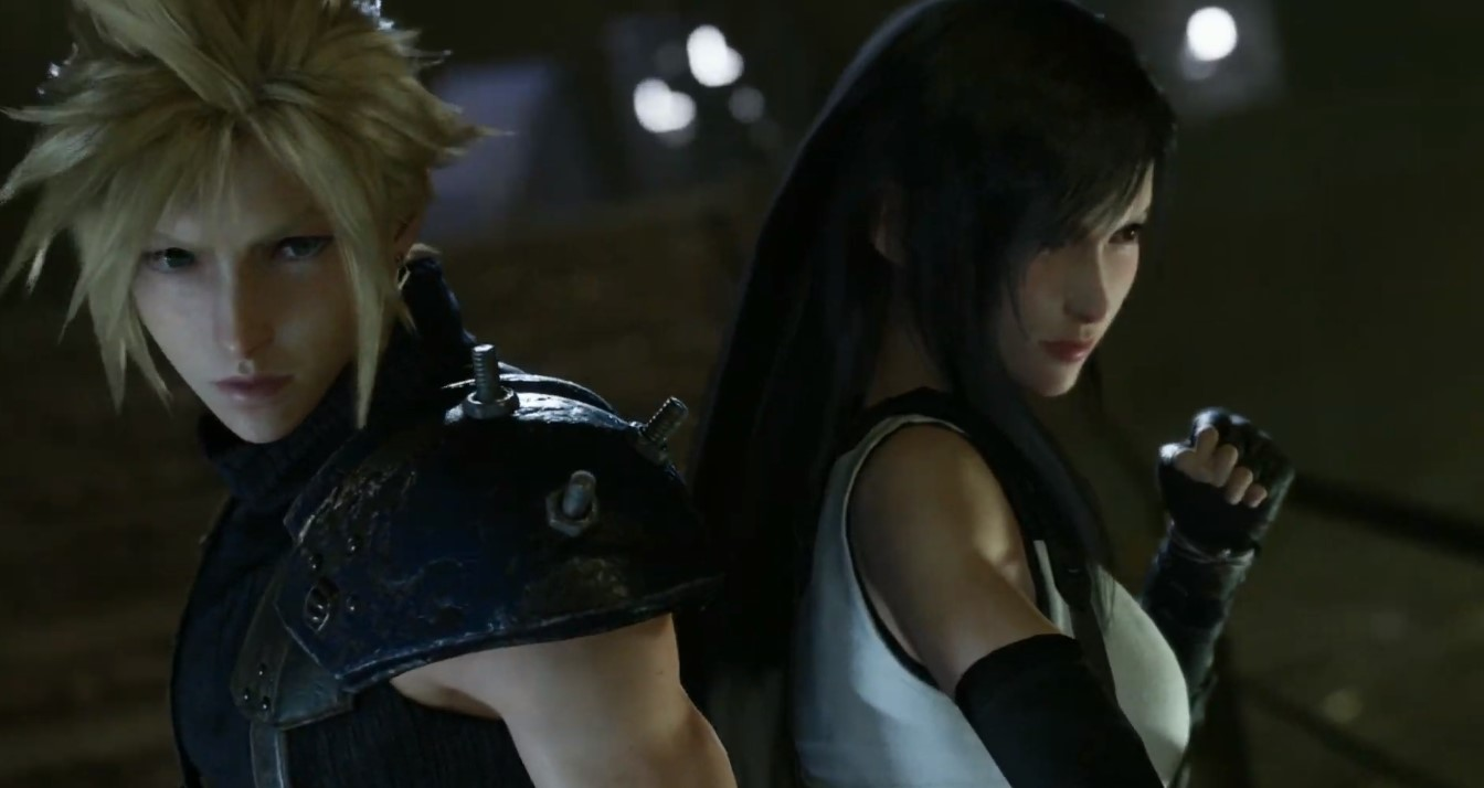Final Fantasy VII Remake dio a conocer dos nuevos tráilers: en uno vemos a Tifa, en el otro, el gameplay detallado