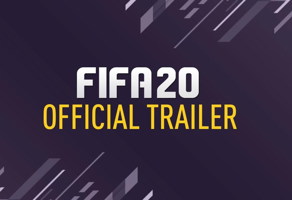 FIFA 20 dio a conocer su primer tráiler y tendrá una versión de FIFA Street: Volta Football