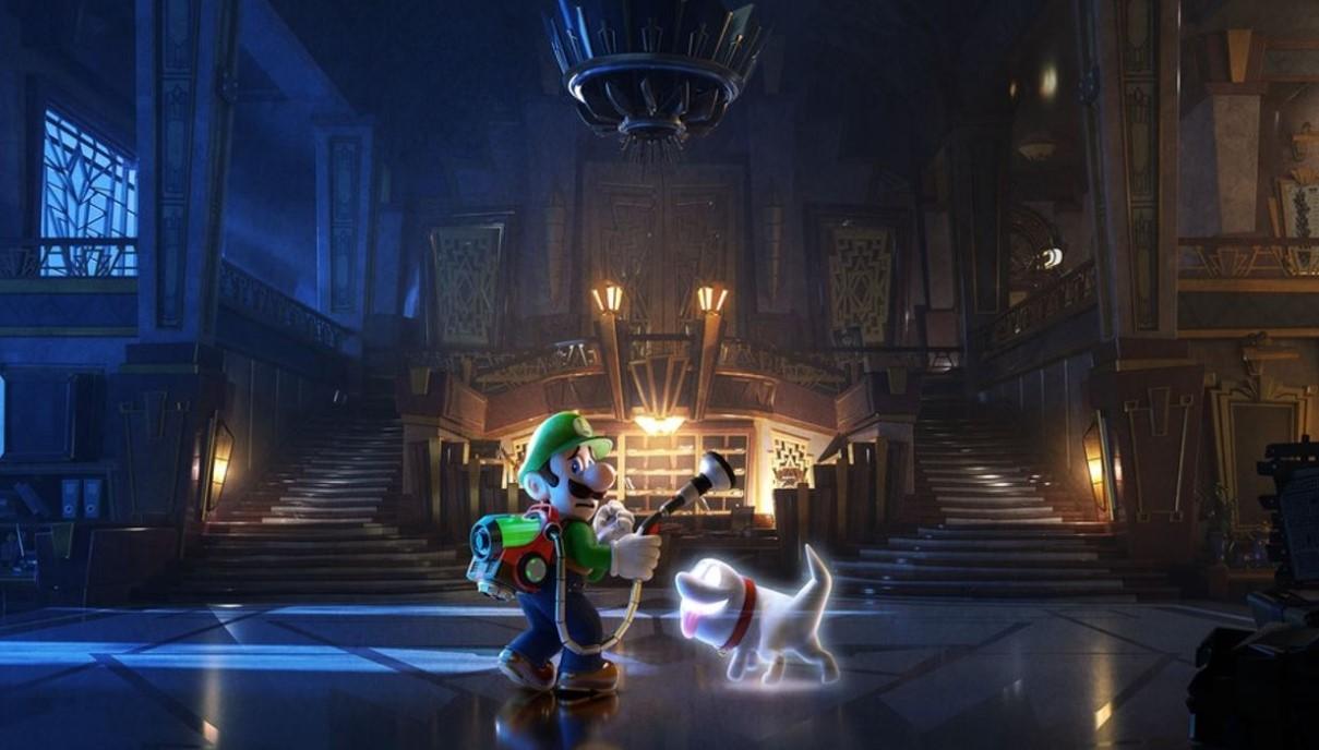 Luigi's Mansion 3 apunta a más puzzles y jefes finales mejor desarrollados