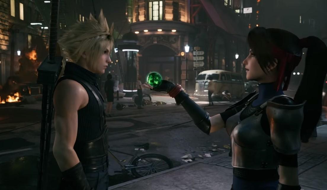 La Remake de Final Fantasy VII va a cambiar algunas Materias del juego original