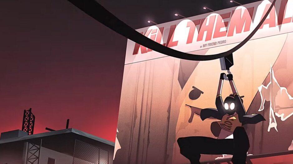 """""""My Friend Pedro"""": un juego que brilla por el """"bullet time"""" pero le falta para salir de la categoría de móviles"""