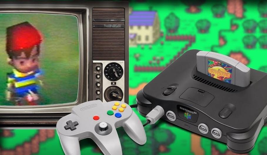 Apareció una reliquia: material gráfico del cancelado Mother (o Earthbound) para Nintendo 64