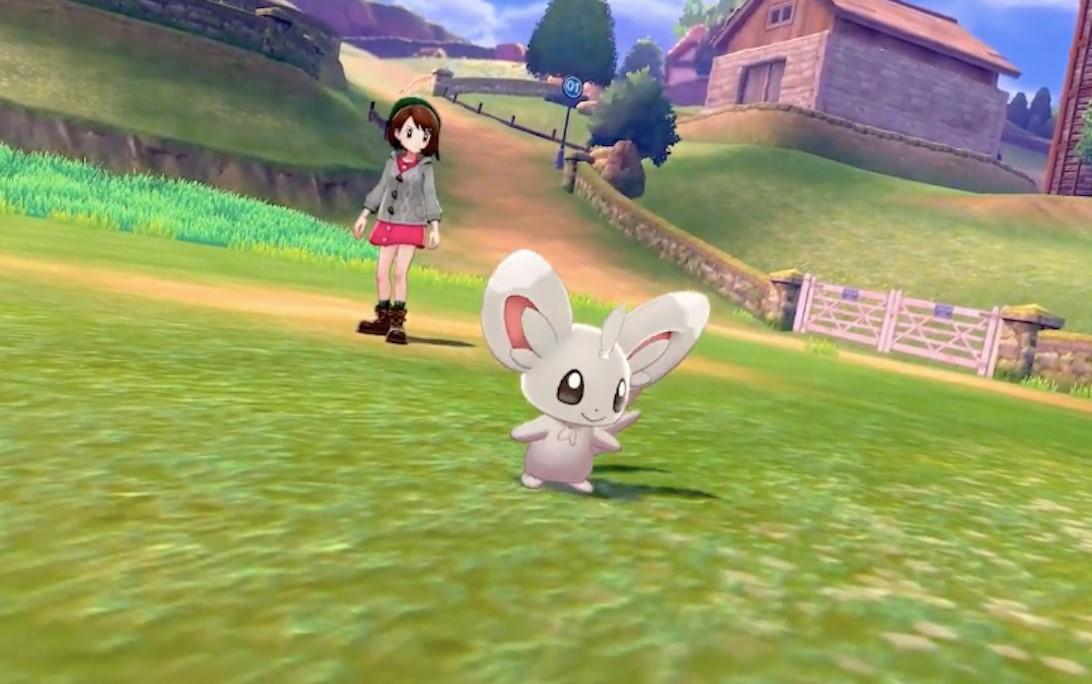 Pokémon Sword y Shield ya tienen fecha de salida y nuevo tráiler