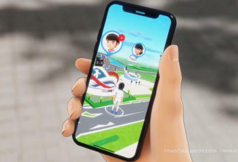 Tsubasa+: el nuevo juego de realidad aumentada de los Supercampeones que llegará a los celulares