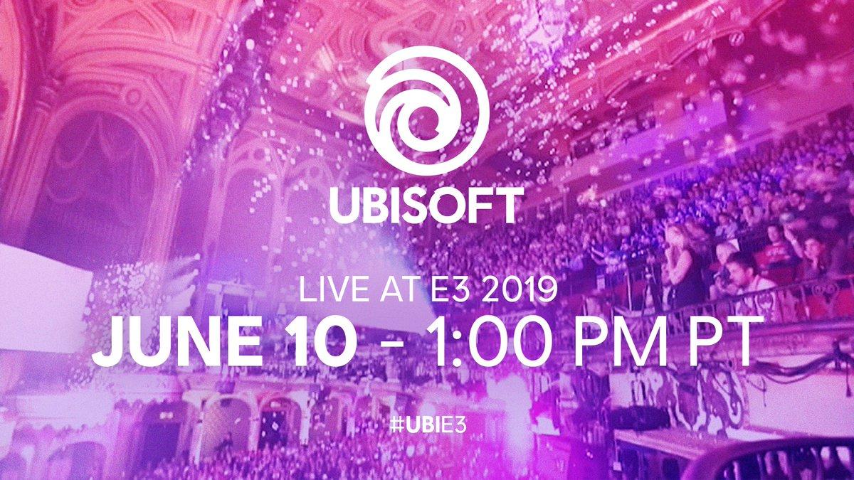[FINALIZADO] Reviví la conferencia de Ubisoft en la E3 2019