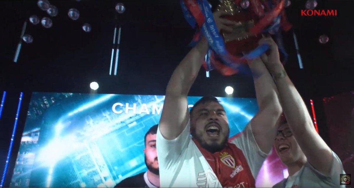 [FINAL] Un francés es el nuevo campeón del mundo de PES League 2019