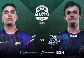 Sorpresa en la segunda jornada del torneo Clausura de la Liga Máster Flow de League of Legends