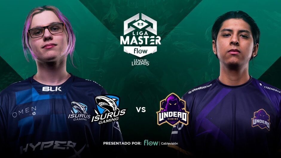 Comenzó el torneo Clausura de la Liga Máster Flow de League of Legends