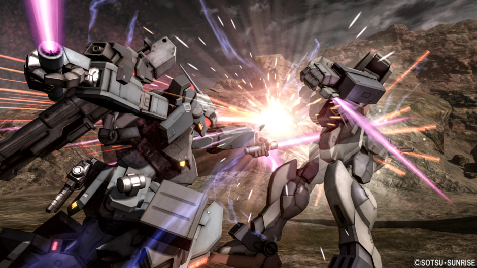 Mobile Suit Gundam Battle Operation 2 desembarcará pronto en Latinoamérica