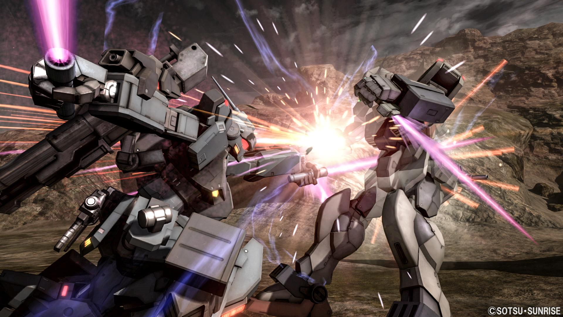 Mobile Suit Gundam Battle Operation 2 desembarcará pronto en Latinoamérica