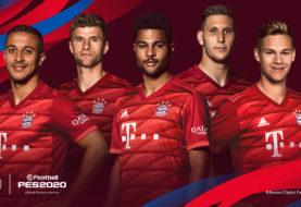 eFootball PES 2020 suma a otro grande de Europa: Bayern Munich será otro de los equipos licenciados