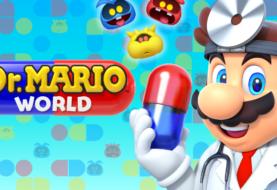 En tan solo un mes Dr. Mario World sumó más de siete millones de descargas