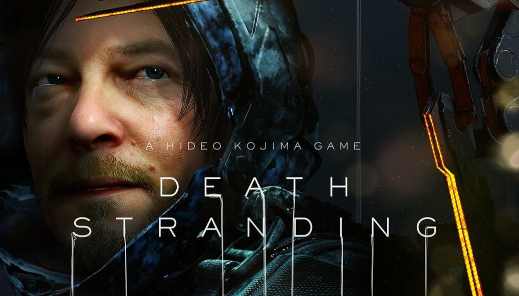 Hideo Kojima reveló las portadas de las dos ediciones de Death Stranding