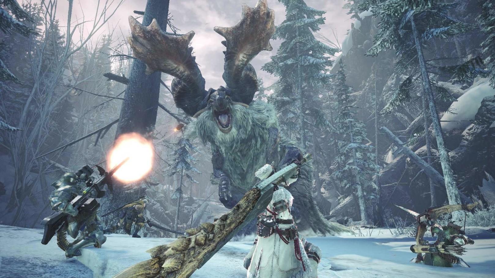 Novedades de la semana: Monster Hunter World recibe la gigantesca expansión Iceborne