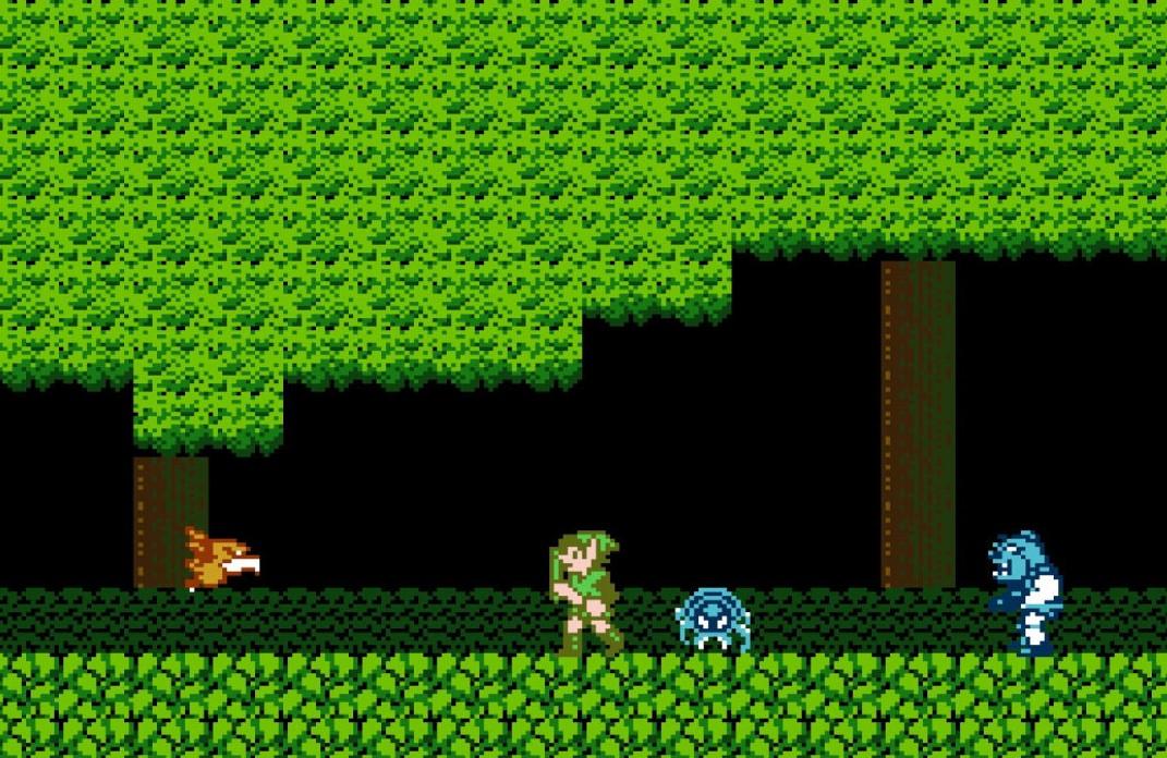 Los creadores de Mega Man Zero quieren hacer un remake de Zelda 2, el título más extraño de la saga