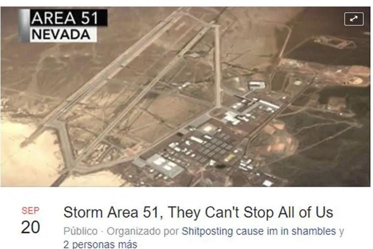 """Storm Area 51"""