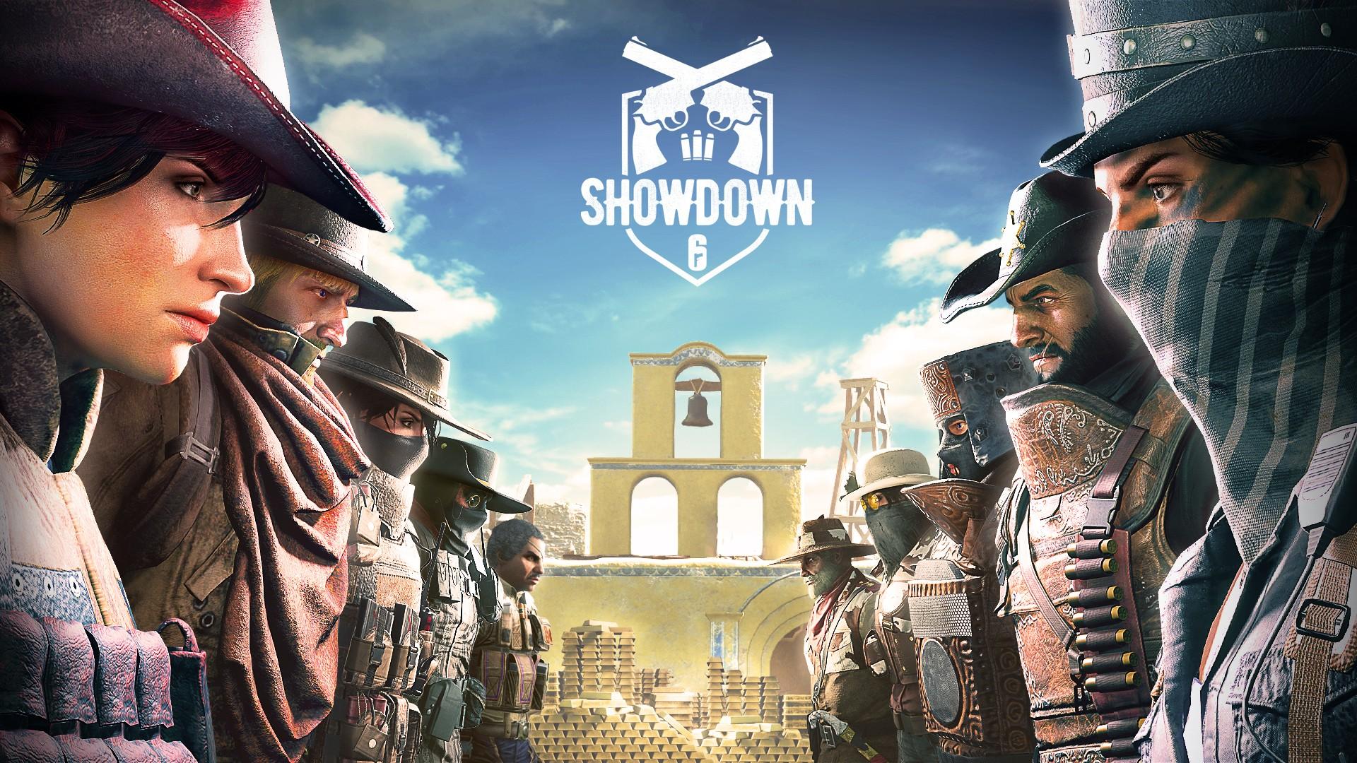 Cómo es Showdown, el evento exclusivo que llega a Rainbow Six Siege