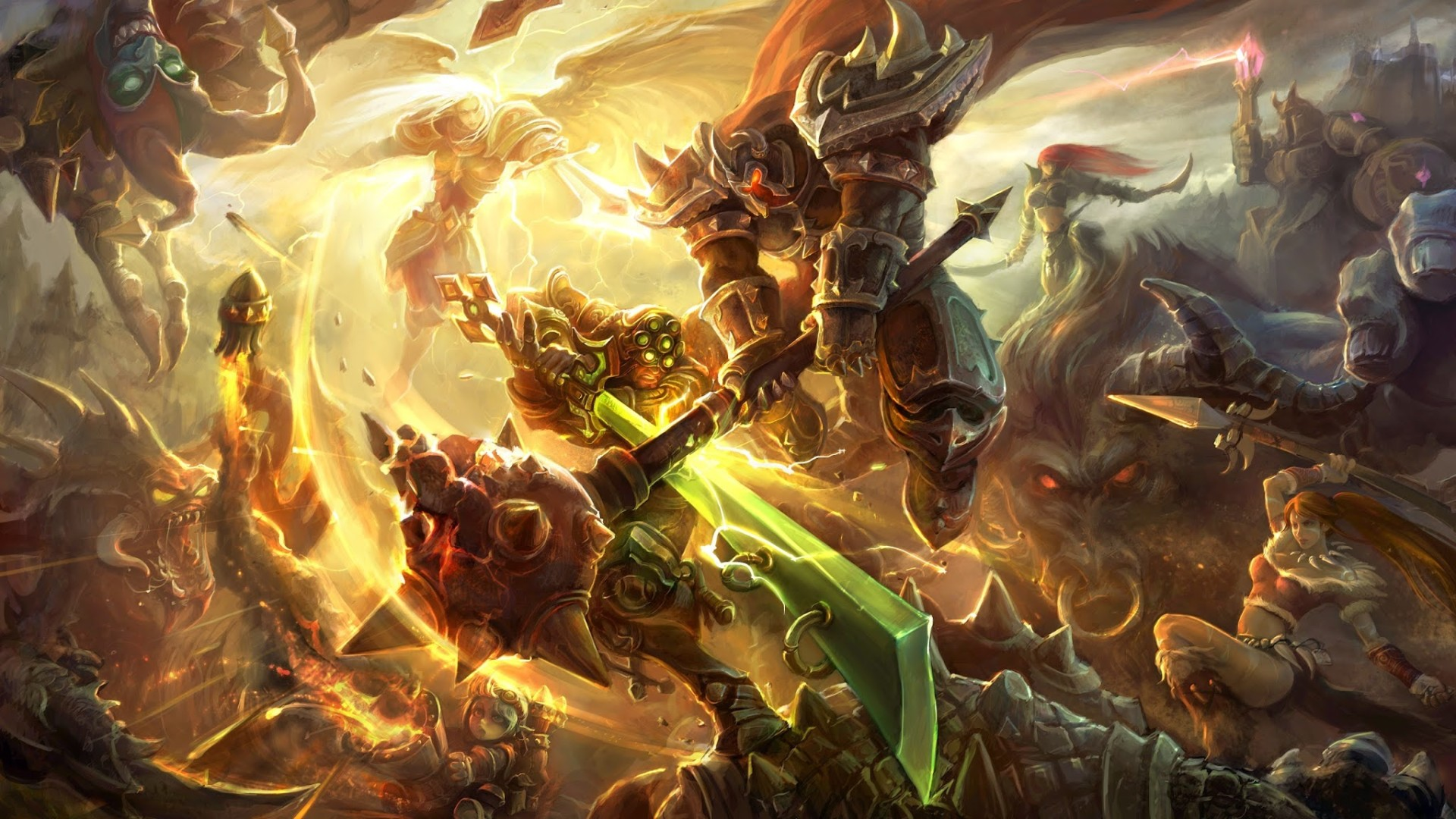 Tres estrategias para Teamfight Tactics, el modo furor de League of Legends