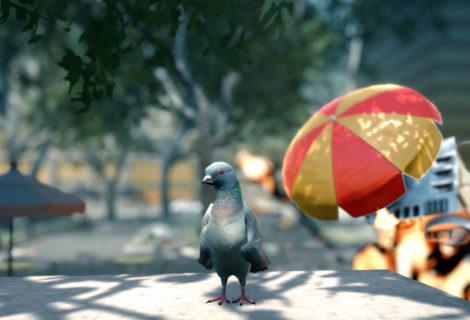Pigeon Simulator: el Goat Simulator con palomas tiene un nuevo y desquiciado adelanto
